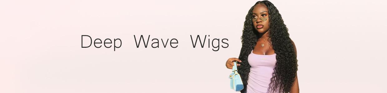Deep Wave Wigs