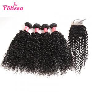 Brazilian Hair 4 Bundles