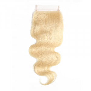 613 Blonde Platinum Hair