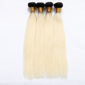 100% Human Straight Hair 4 Bundles