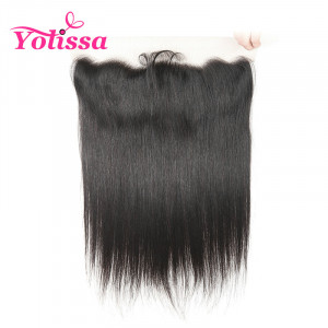 Lace Frontal Brazilian Hair