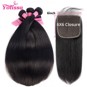 straight 3 bundles with closure