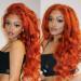 #350 colored wigs