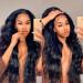 body wave long wigs