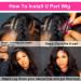 install u part wig