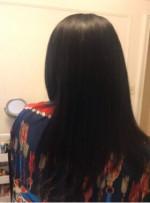 I love the hair, it's soft, no shedding, no