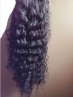 8 day delivery beautiful hair no shed even wh
