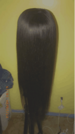I received this hair in about a week the pric