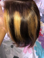 Hair was really soft. No shedding. Seller was
