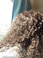 This hair is amazing and curls are so pretty