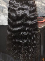 I love the texture and thickness of this hair