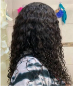 This hair is nice,soft and thick and is good