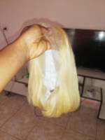 I fell in love I love real hair is really one