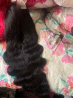 The hair came in very nice and soft. Extremel