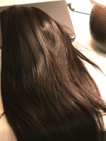 So nice. The hair was so soft and silky. I re