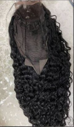 OMG! THIS WIG IS EVERTHING! The curly pattern