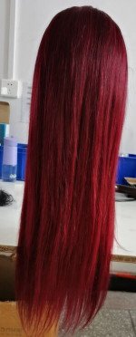 The wig is very beautiful, color is outstandi