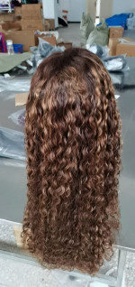 Loved the hair . DONT BE SCARED TO BUY IT , I