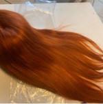 This hair is very beautiful feels great has n