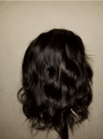 This wig is very soft ,true to length and eas