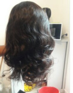 Second time ordered hair from this seller, ha