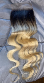 Good quality! Hair has no smell! The color is