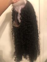 Love this hair & love the seller .The HD lace