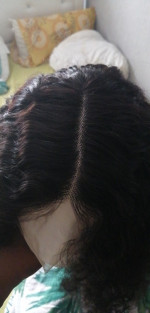 The hair is very nice, manageable and silky,