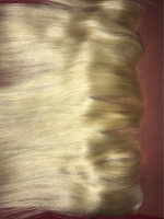 The frontal is amazing. Lovely and soft. Just