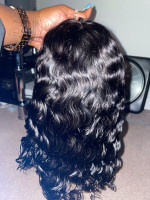 Ladies, this wig is cute, when it first arriv