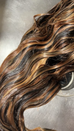 I ordered this hair for a last minute highli