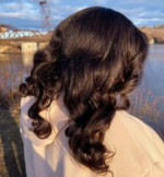 This hair was amazing! Very beautiful and sof