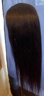 The hair is amazing! No joke! Literally littl