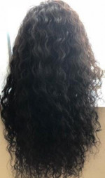 Hair is gorgeous and full.This hair is amazin