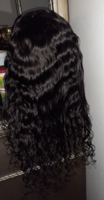 THIS HAIR IS WORTH EVERY PENNY. I literally