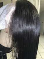 I installed this hair myself, its beginner fr