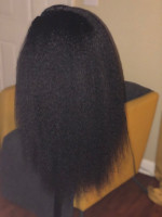 Installed this pretty wig on my best friend t