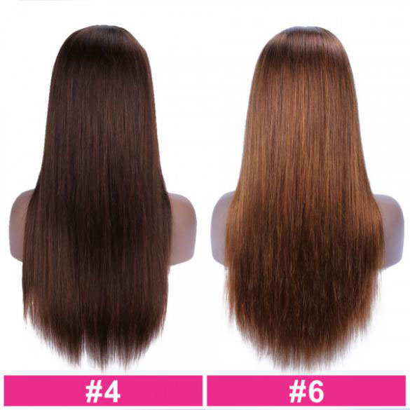 #4 or #6 Lace Part Wigs