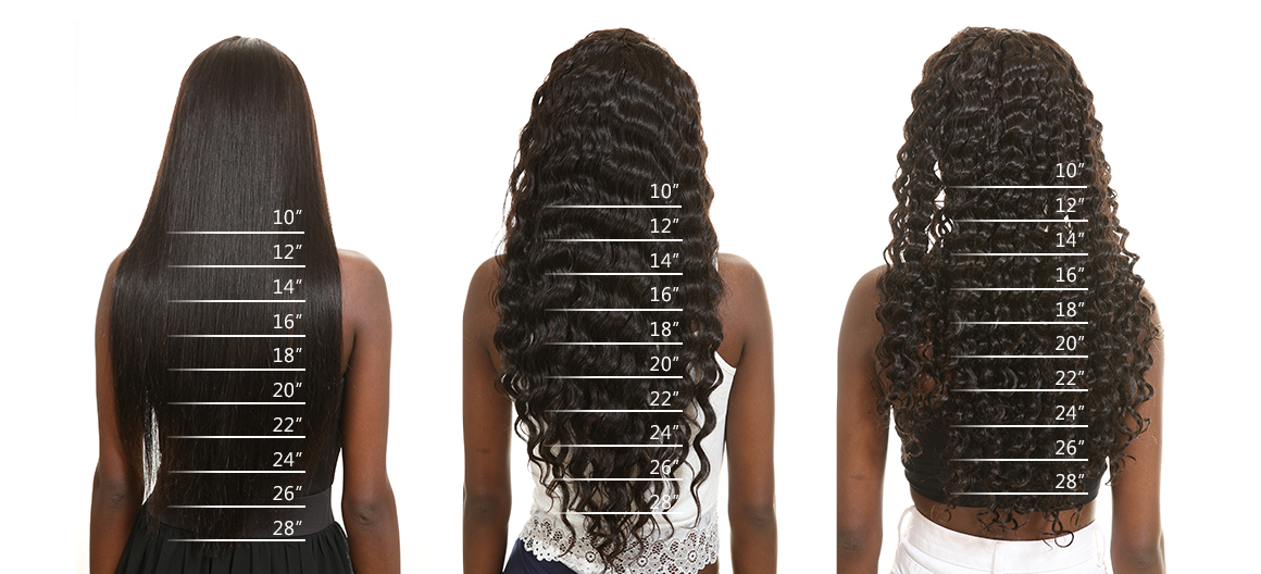 4 human hair bundles with body wave lace closure