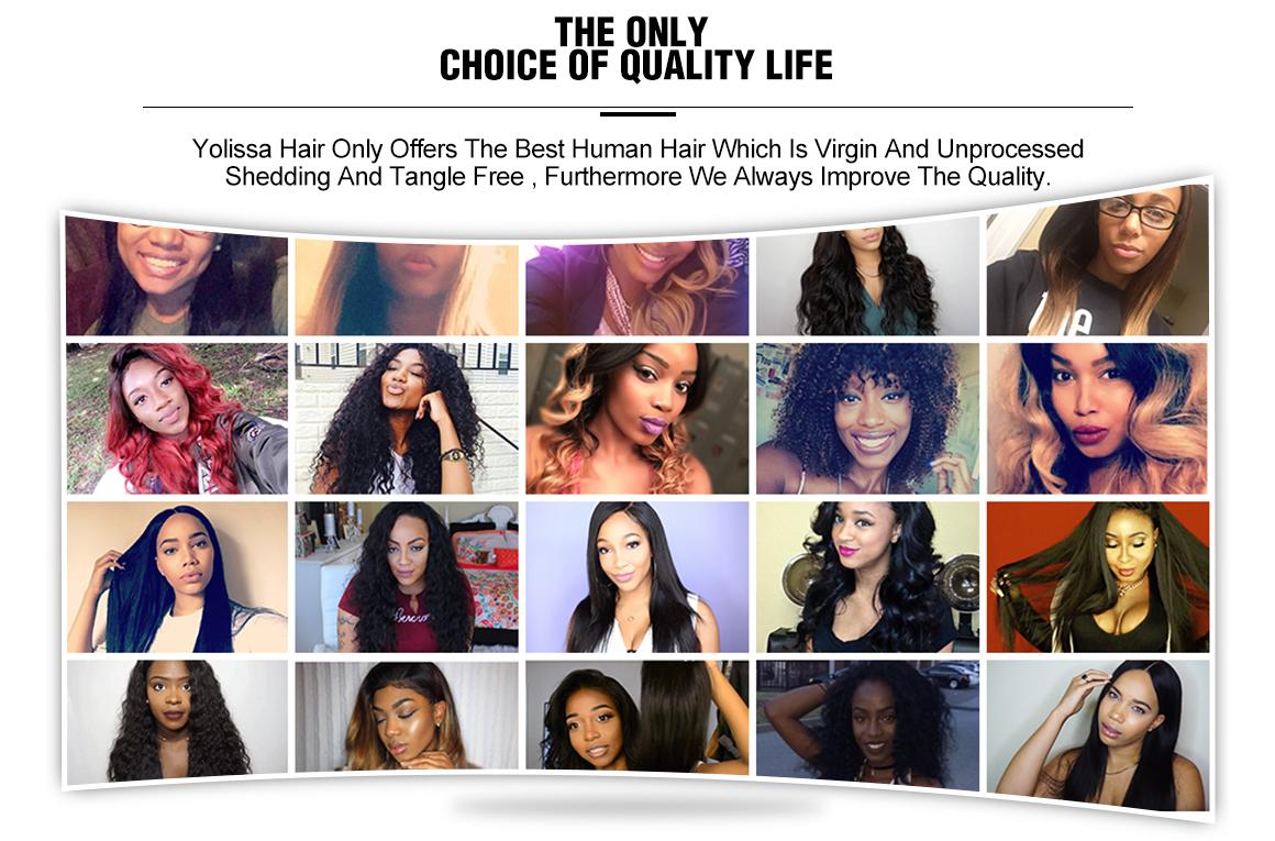 best quality burgundy straight 3 hair bundles extensions