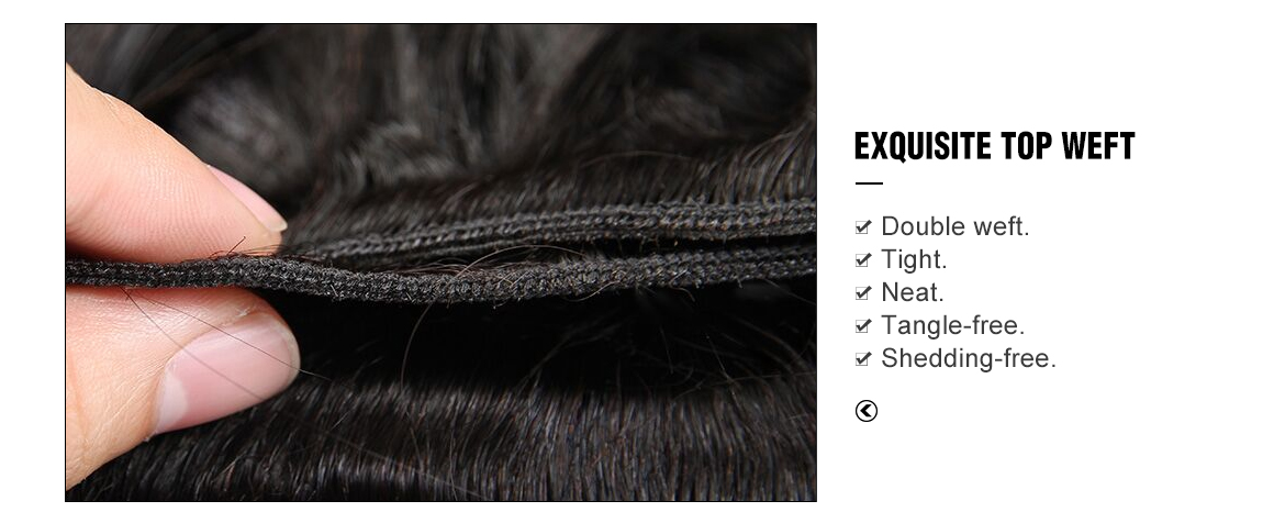 brazilian virgin hair loose deep wave hair bundles with lace frontal