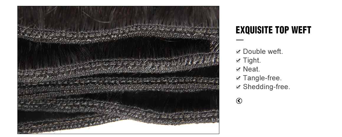best quality virgin hair bundles with 4x4 lace closure
