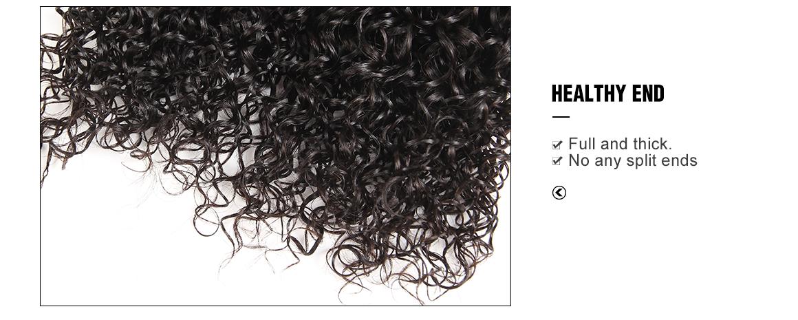 Human Hair Curly 8-30 inch Bundles
