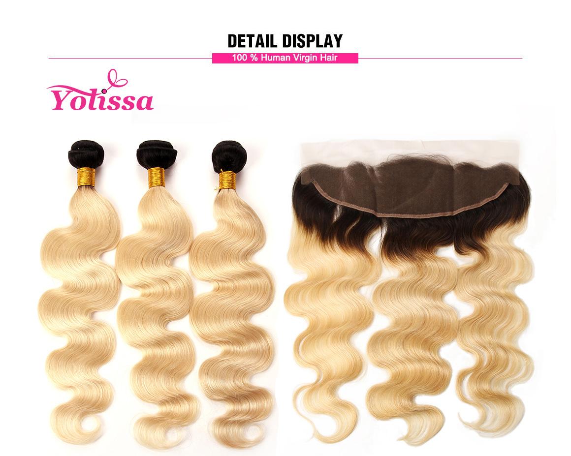 Body Wave Hair 3 Bundles
