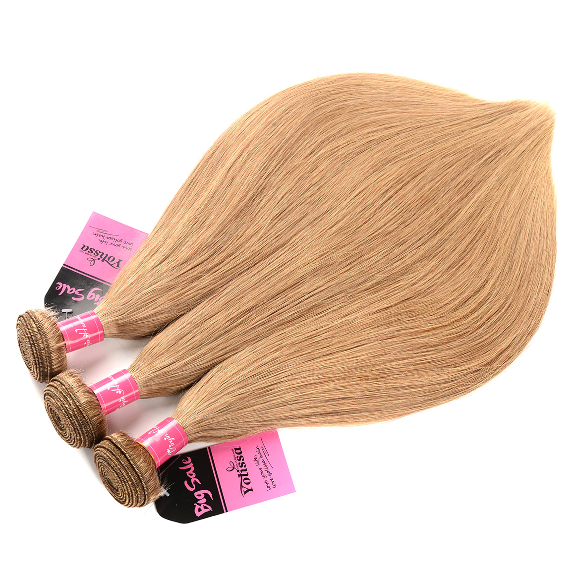 3 Bundles Straight Hair Bunldes