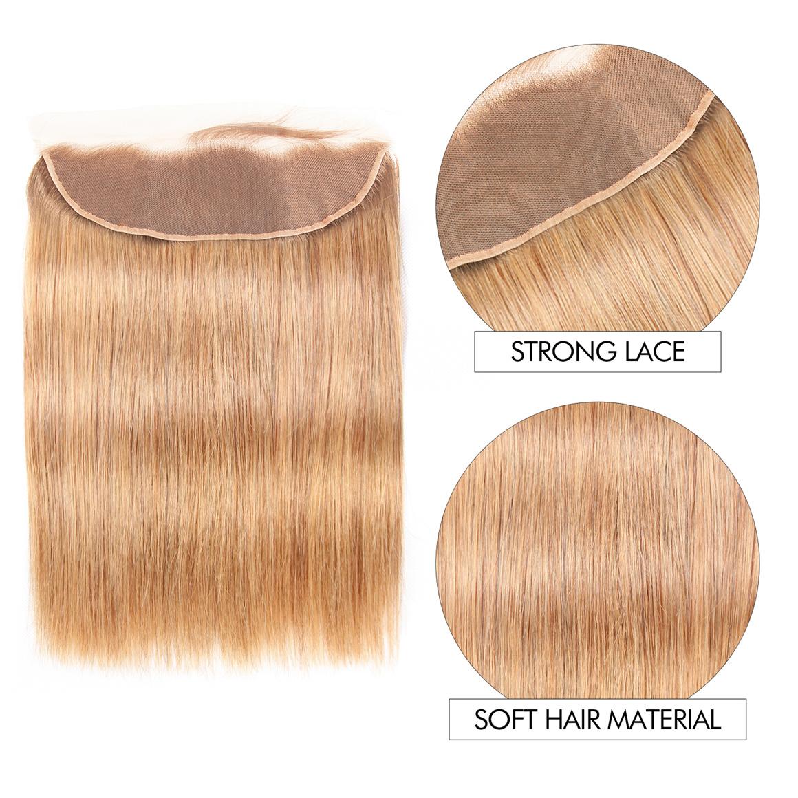 4 Bundles #27 Honey Blonde Body Wave Weaves