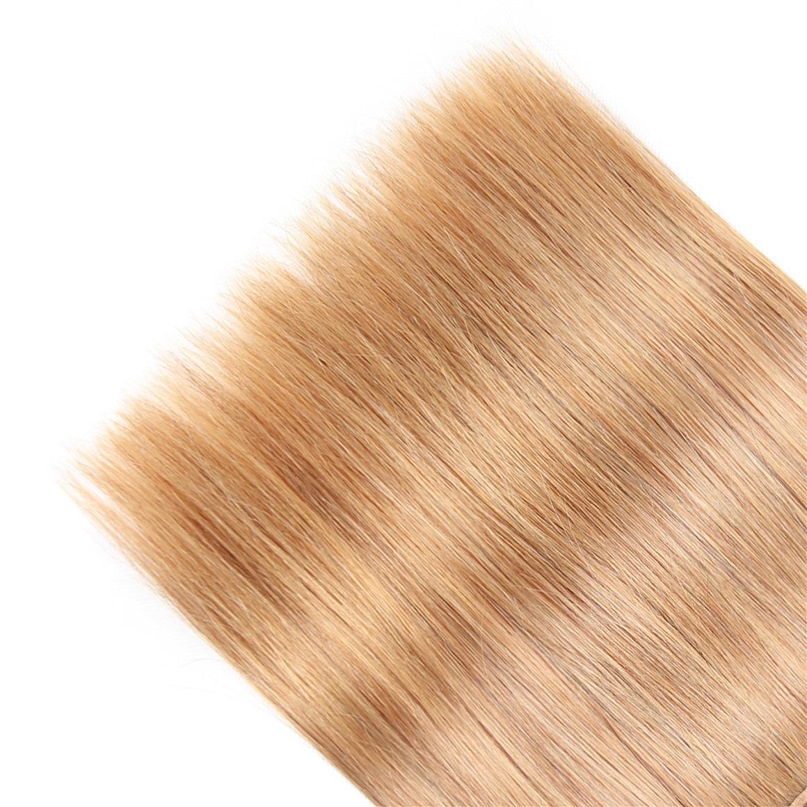 #27 Honey Blonde Body Wave Weaves
