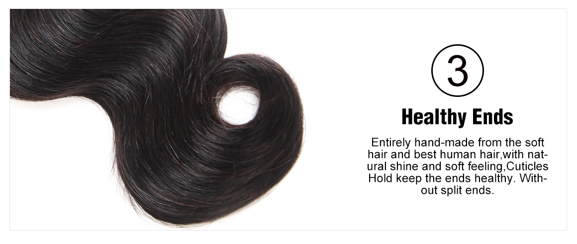 humah hair body wave bundles with frontal preplucked