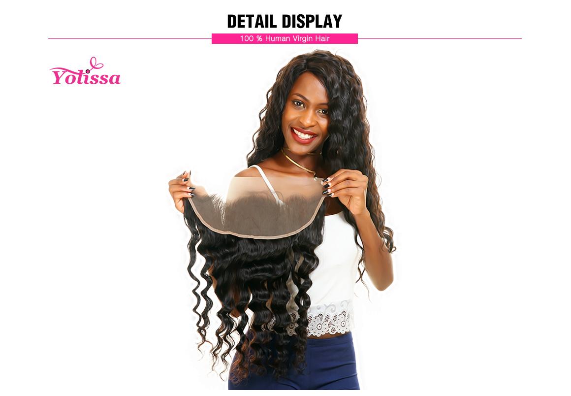 Brazilian Virgin Loose Deep Hair
