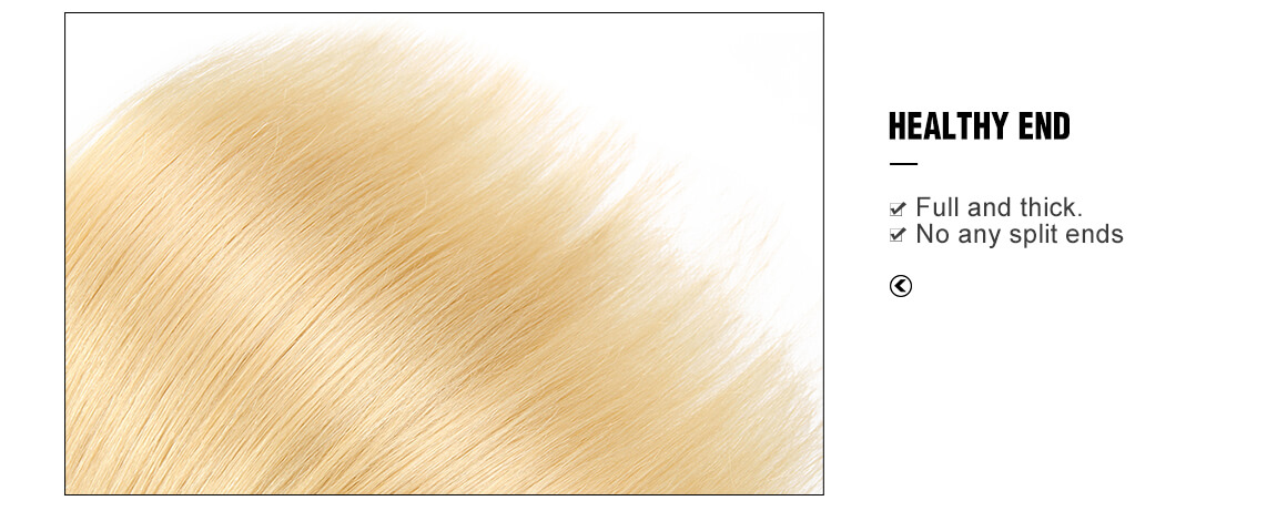 613 Straight Human Hair Single Bundle Deal